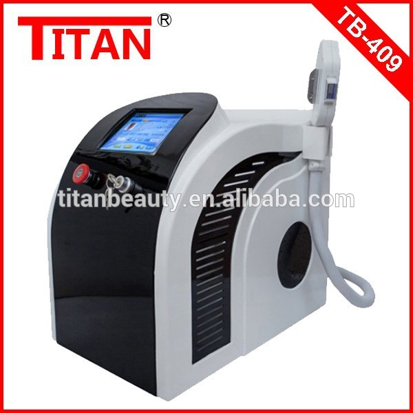 TB-409 Min Order 1 Effective Permanent Removal Hair Salon Equipment / Water Cooling ipl Skin Rejuvenation Elight Devices