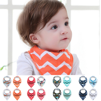 Toddler Baby Kids Soft Cotton Bib clothes products funny baby bibs