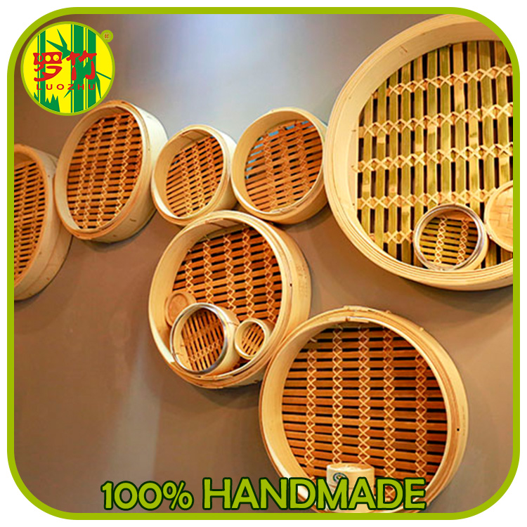 Chinese Supplier Mini Bamboo Steamer Home Decoration Items