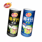 hainan factory wholesale oem haccp kosher Fresh Squeezed natural coconut milk juice drink bulk in cans canned