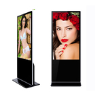 Android LCD stand digital signage media advertising video player