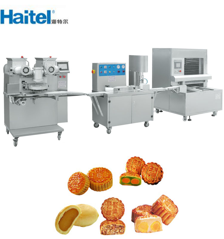 Reliability Hot Sale Automatic Mooncake Tray Arranging Machine