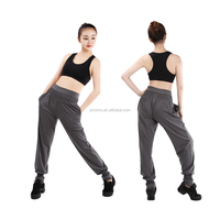 Wholesale Women Leisure Long Dance Pants