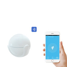 Tuya APP Remote Control Mini Wifi Pir Sensor For Smart Home