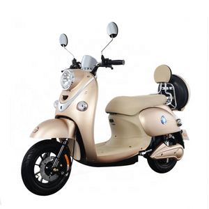 Luxury electric motorcycle scooter mini pocket bike vespa for ladies