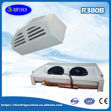 Model: R380, Front mounted transport refrigeration unit for trucks