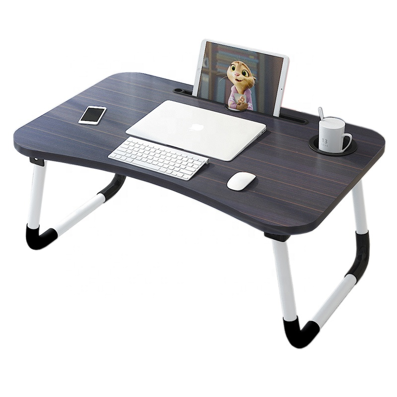 Office Furniture Faithful Simple Bedside Lazy Small Computer Desk Bed Computer Desk Desktop Table Home New Varieties Are Introduced One After Another Furniture