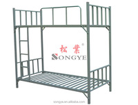 (M1)Hot sales! Cheap bunk bed ,metal bunk bed ,single bed or double bed