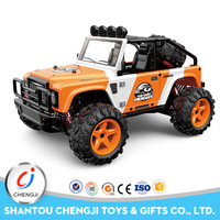 Special design 1:22 high speed gas powered drifting 4x4 rc car