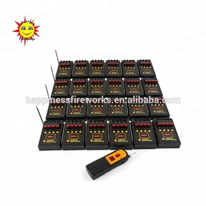 Factory price 96 channels 500M wireless remote control fireworks firing system