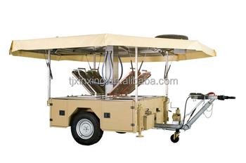 Militaire mobile cuisine remorque camp cuisine remorque for Remorque cuisine mobile