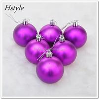 2016 Custom Lovely Painted Ball Plastic Christmas Ball,Christmas Ornament Ball ,Christmas Ball Ornaments Bulk SSD031