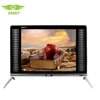 17'' 19'' universal models LCD LED TV in GuangZhou Sauey factory hotel tv