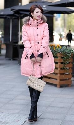 2015 одежда для беременных куртка корейский Большой размер женщин xxxl раздел беременных зимние куртки пальто для беременных женщин