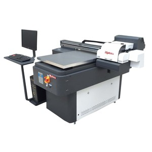 AUDLEY My color LED inkjet desktop 6090 A1 uv flatbed printer price in China UV6090