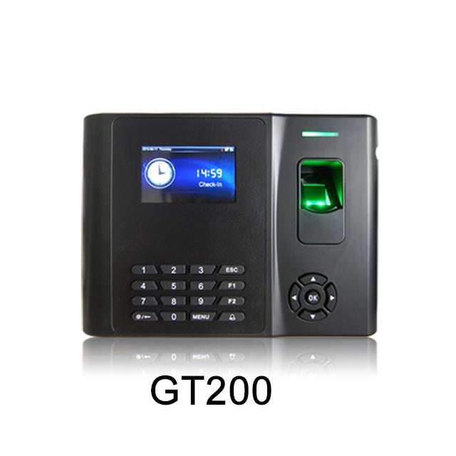Goedkope Vingerafdrukherkenning Tijdregistratie System Time Recorder Biometrische Apparaat