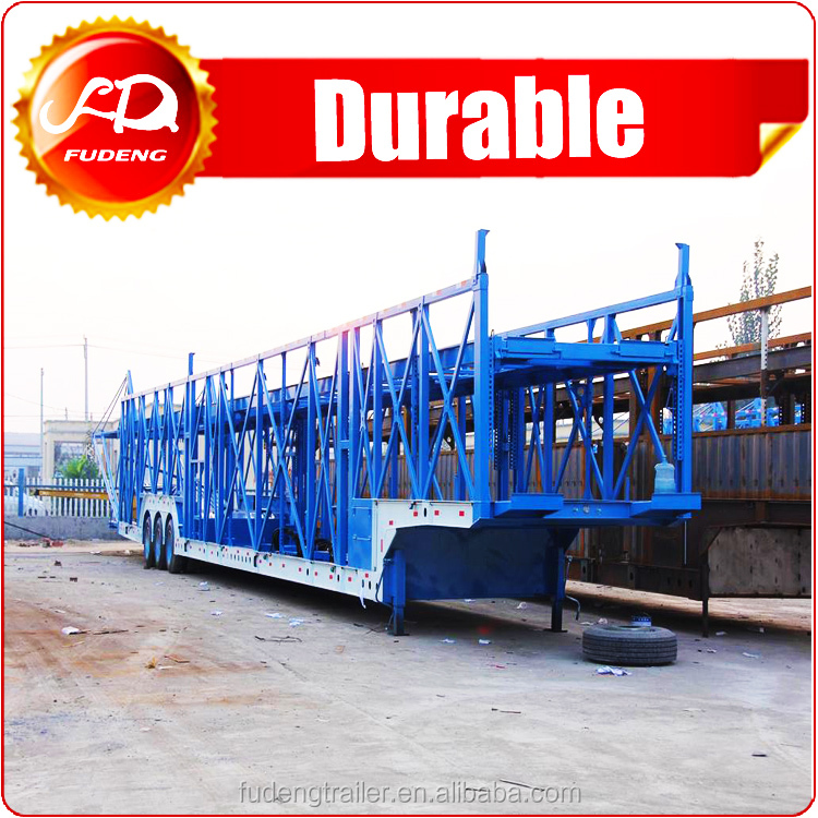 China Supplier 2/3 Axles Used Car Carrier Truck,Car Carrier ...