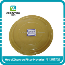 polyurethane melting point adhesive with double components in white color for filter made in china