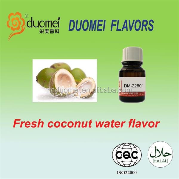 Fresh Coconut water flavour essence for young coconut water production
