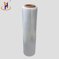 Industry Protection LLDPE Plastic Wrap Film Jumbo Roll Stretch Film/Membrana estirada Hand/Mchine Use