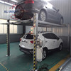 3.2T Automatic 4 post car parking lift for double parking