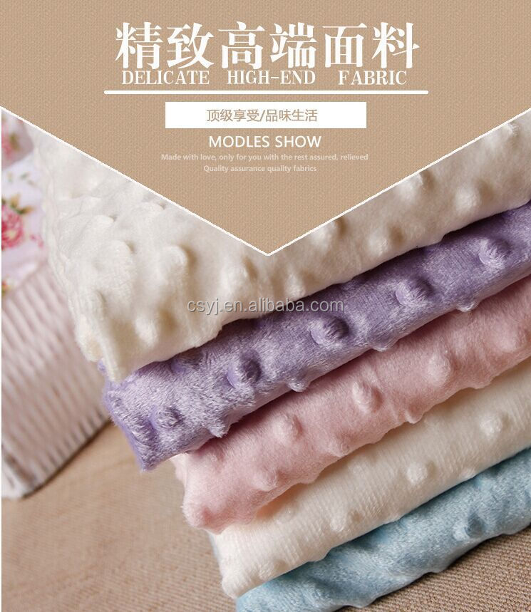 Changshu manufacture Printed Fabric new soft burn out velvet fabric