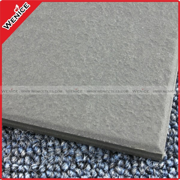 Stock standard size ceramic balcony tile flooring price from China manufacturer