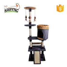 Factory Attractive Price Top Selling High Quality Cat Furniture Cat Tree