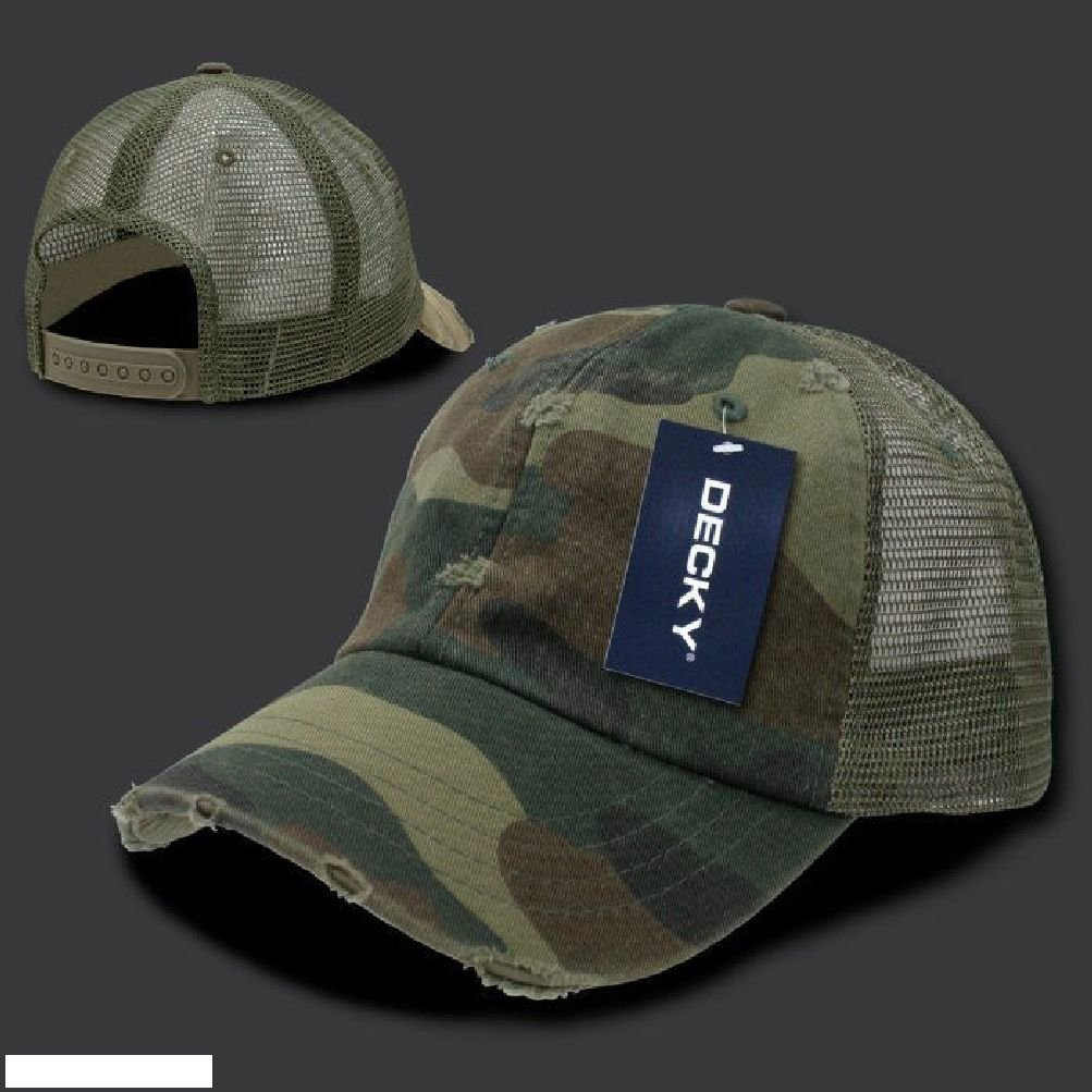 Get Quotations · New Vintage Washed Mesh Trucker Hat Cap Basball Hats Caps  Many Colors Available 9541076e6f65