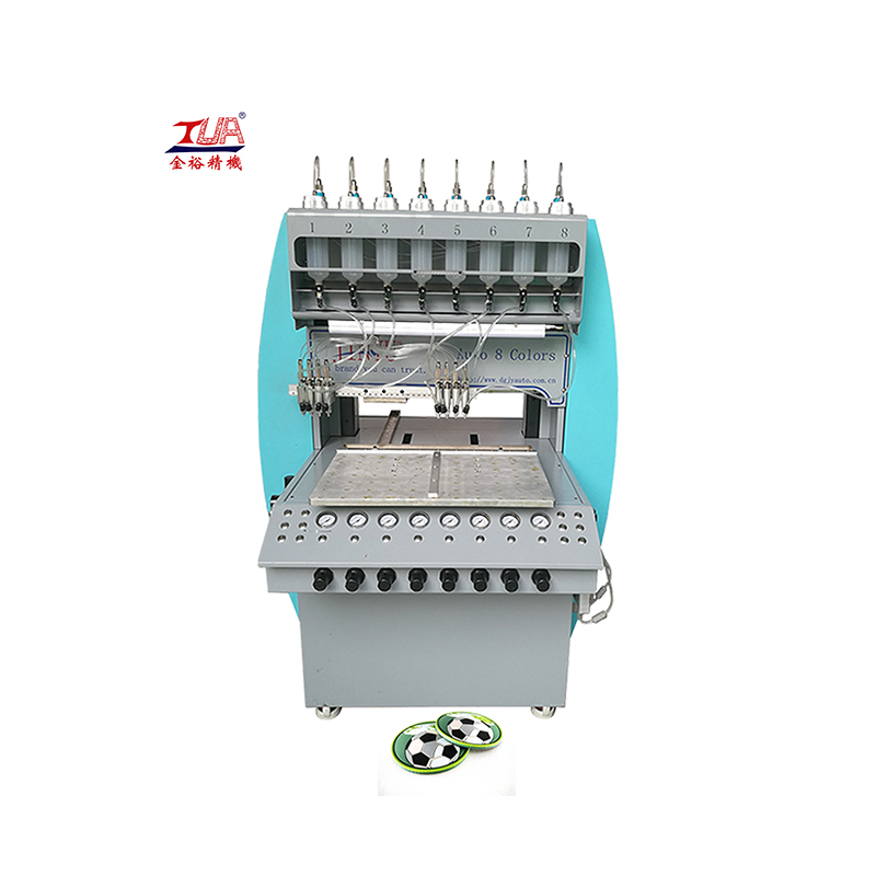 Dongguan automatic paint glue dispensing/spreading machine