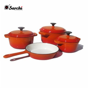 Amazon hot cast iron cookware for sale