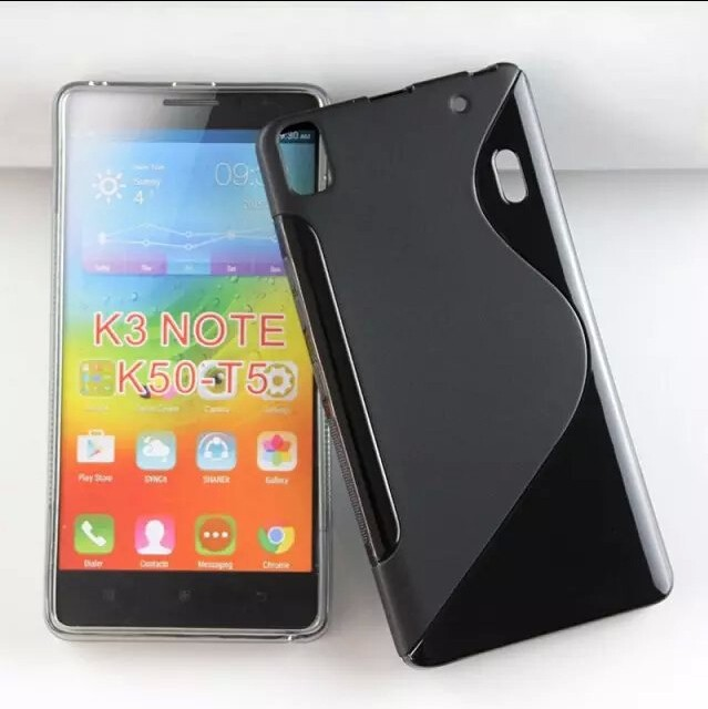 the best attitude 80c19 a3d8b For Lenovo K3 Note K50-t5 Mix Colors S Line Soft Gel Tpu Case Cover - Buy  Tpu Case Cover For Lenovo K3 Note,Tpu Case For Lenovo K3 Note K50-t5,For ...