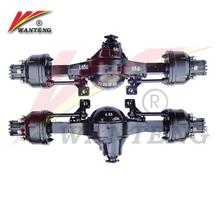 6 ton agricultural trailer rear wheel axle for jac hino