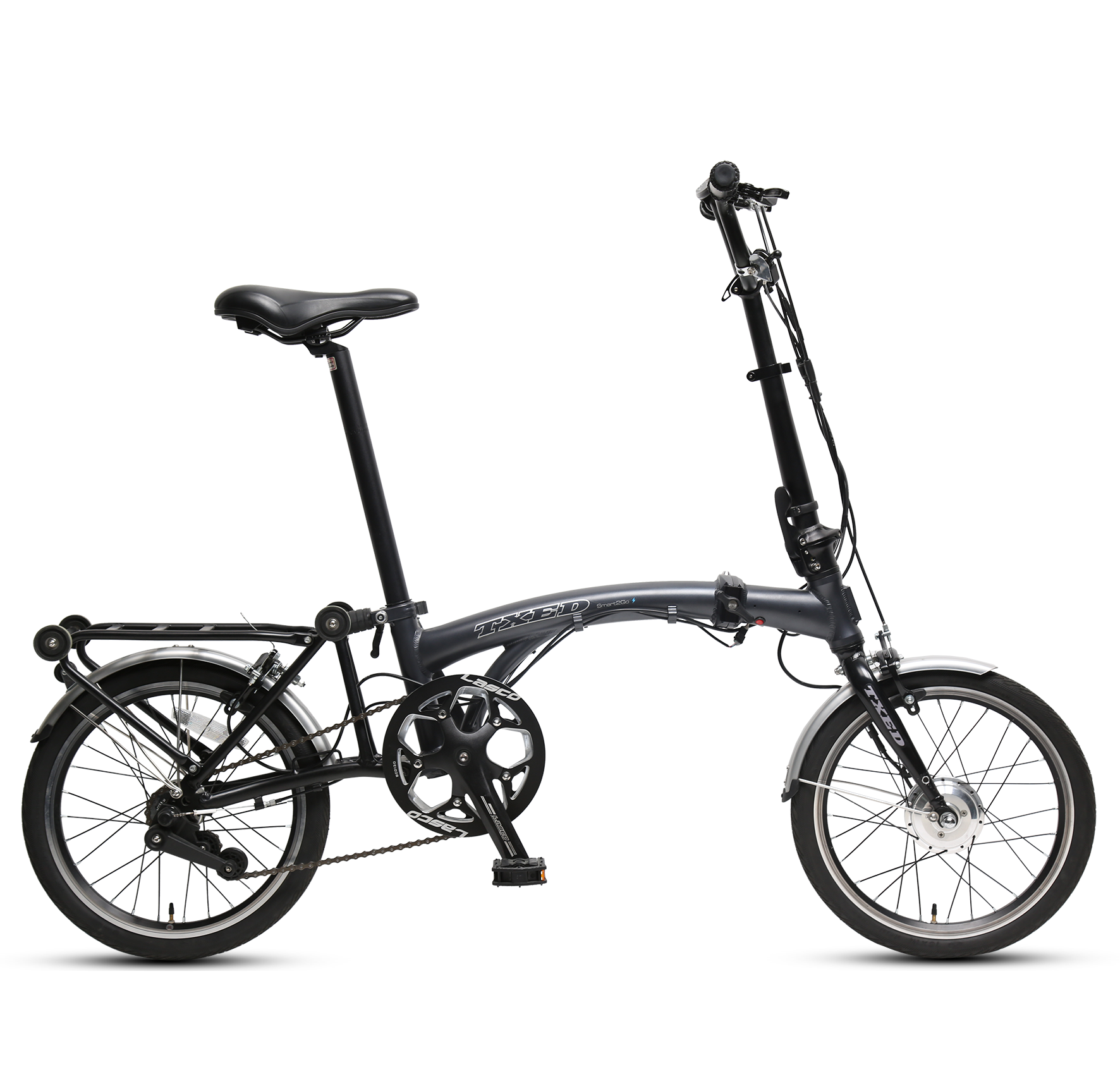 CE approved Hidden Battery 16 Inch smart Foldable bike  folding bike bicycle