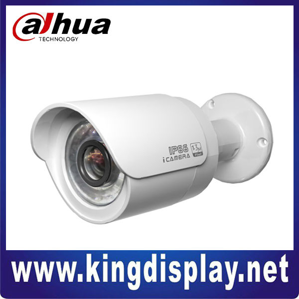Dahua POE 1.3mp Mini Bullet IP security camera IPC-HFW2100P for surveillance system