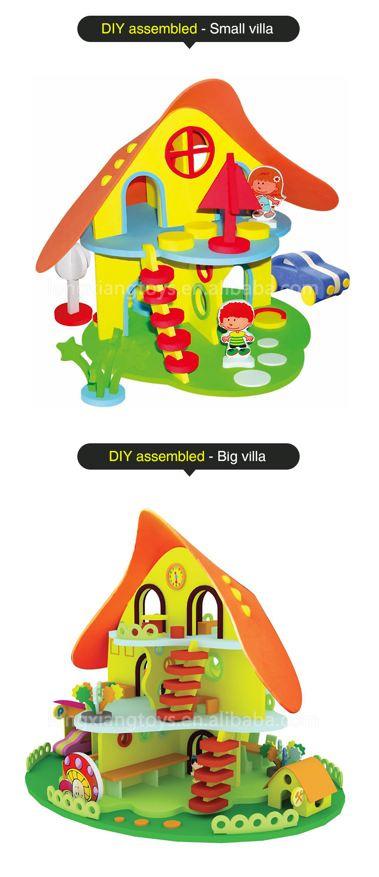 China wholesale hot eva foam building blocks for kids