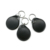 Small Low Frequency EM4200 hard plastic key tags