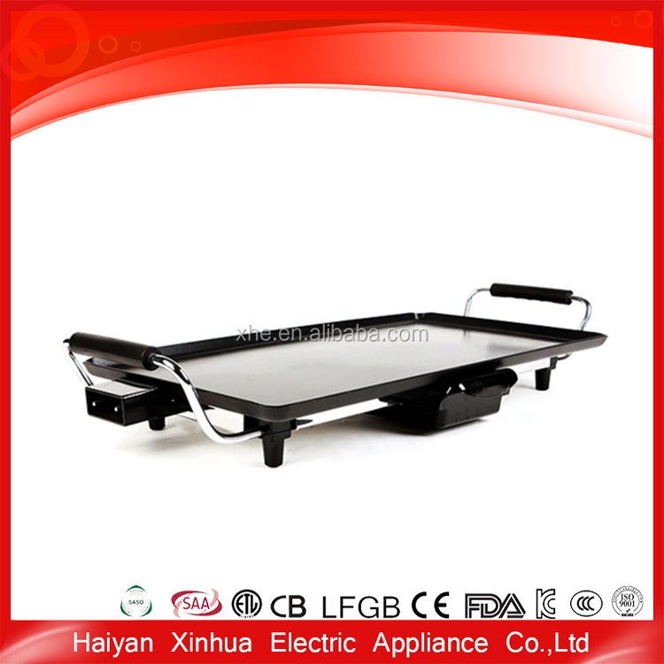 Hot koop China professionele elektrische contact grill