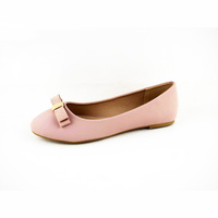 classical ladies casual fashion bow women flat ballerinas shoes