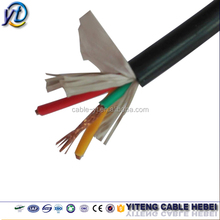 pvc sheath pvc insulation 2x2.5 3x2.5 3x4 3x6mm2 nym cable,nyy power cable