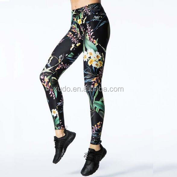 Clearance!!!European And American Fashion High Waist Women In Tight Yoga Pants Casual Pants