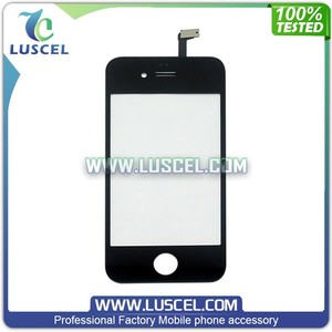 LC Tested 100% Touch screen for Iphone 4 ,touch display for Iphone 4 screen ,touch panel for Iphone 4