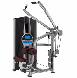 Luxury Commercial Fitness Equipment TZ-8008 Lat Pulldown Chest exercise / Fitness gym equipment