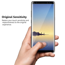 Note 8 new product mobile accessories original screen protector for Samsung galaxy note 8