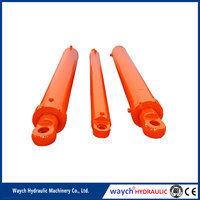 china cheap Long stroke double rod hydraulic cylinder
