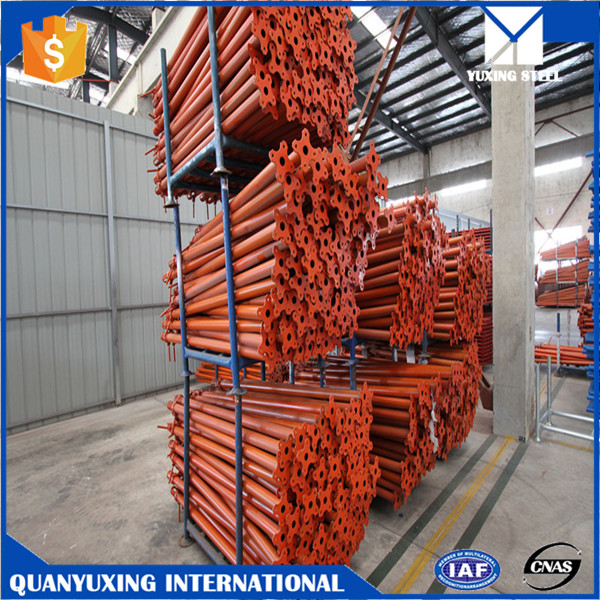 scaffold galvanize pipe 6 meter scaffolding pipe unit weight