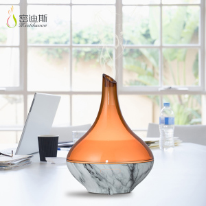 SIXU professional home electric fragrance plastic eco-friendly led aromatic oil diffuser aroma essential