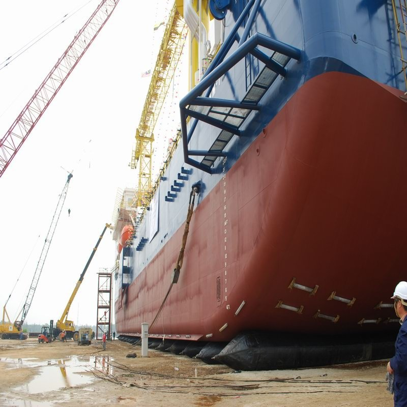 ship launching & docking airbags