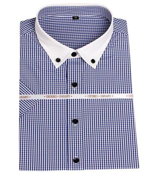 Designer Check Shirts | Custom Men Cotton Formal Plaid Designer Check Shirts For Men Buy