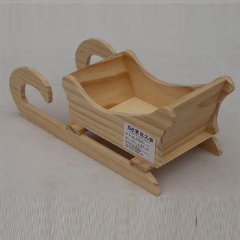 Wholesale polish wooden craft sled buy craft sled craft for Wooden craft supplies wholesale
